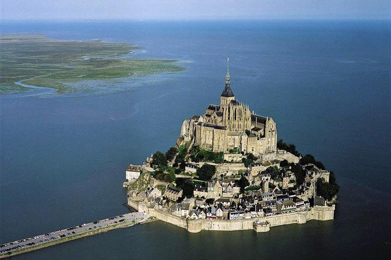 August 31 – 01 Sept : NORMANDY SPECIAL: Etretat & Mont Saint-Michel
