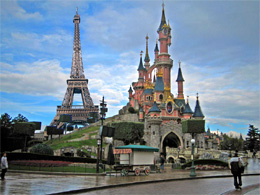 Paris+Disneyland Parks or Paris Only 10-11 August