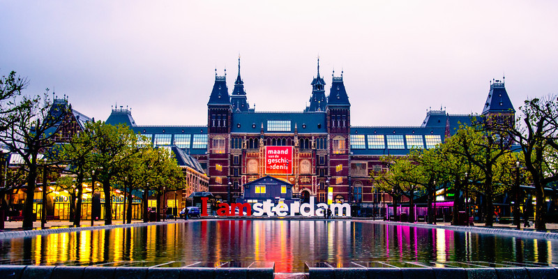 One-Day trip to Amsterdam 28 July