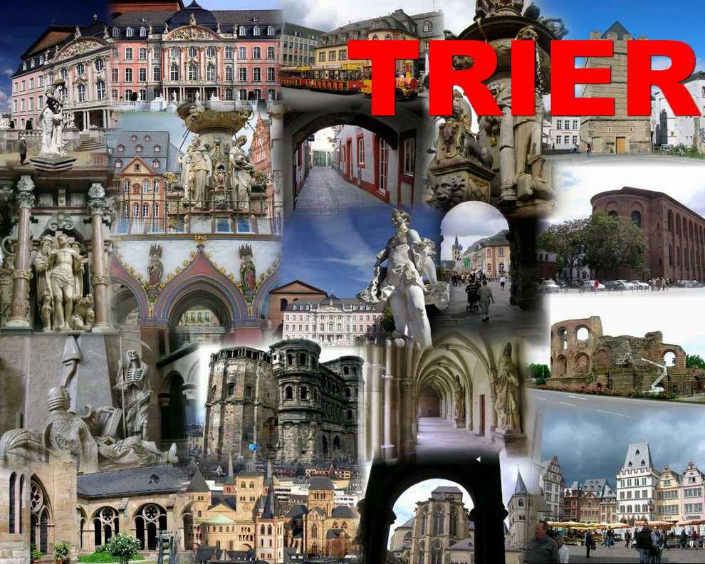 ANNUAL MEGA ONE DAY TRIP: Trier (Germany) 3 March