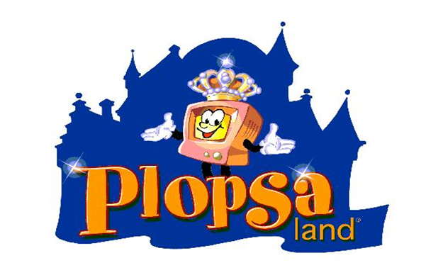 Annual Trip to PLOPSALAND (Belgium's own Disneyland) 10 August