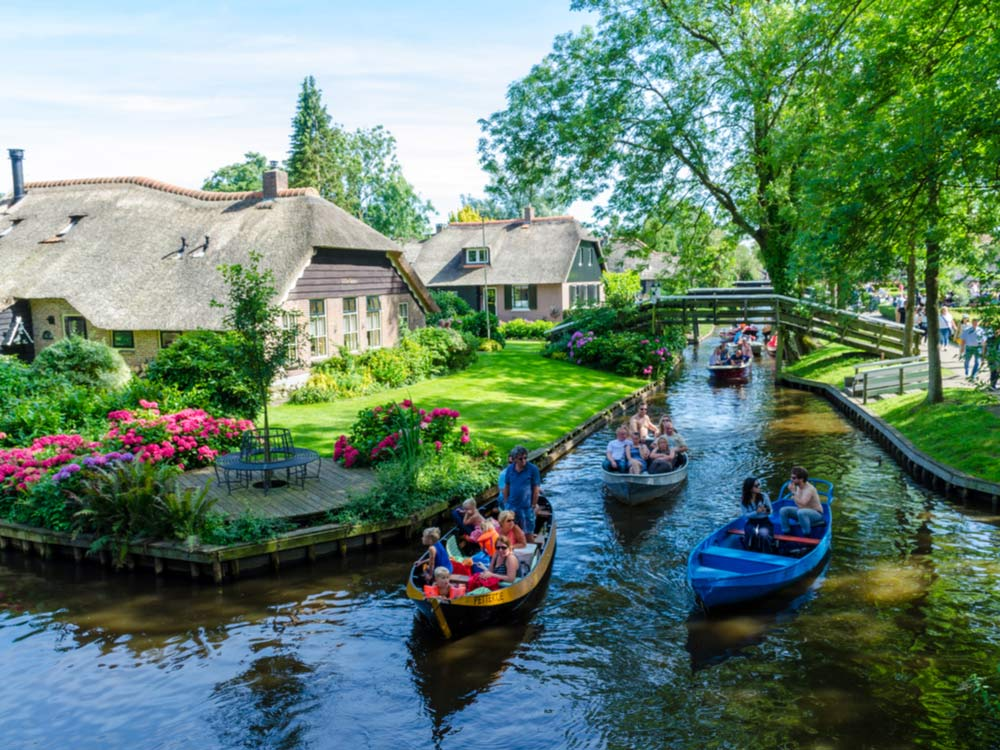 MEGA One Day Trip: Giethoorn 10 August